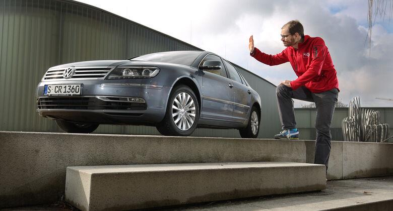 VW Phaeton, Sebastian Renz