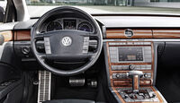 VW Phaeton V10 TDI Motion, Cockpit