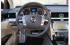 VW Phaeton V6 TDI, Cockpit