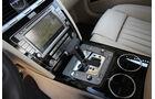 VW Phaeton V6 TDI, Mittelkonsole