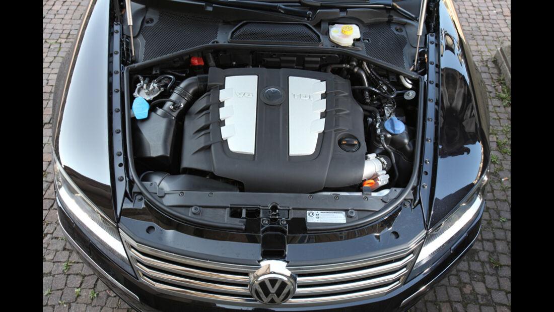 VW Phaeton V6 TDI, Motor