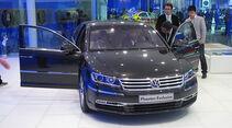 VW Phaeton auf der Auto China 2010