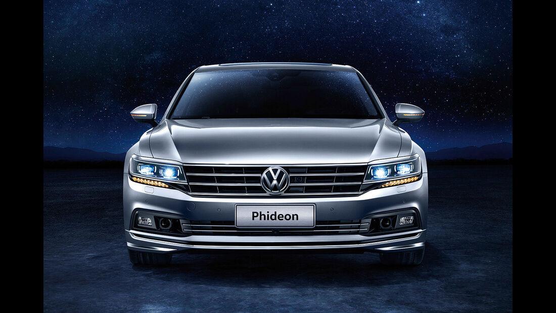 VW Phideon Sperrfrist 29.2.2016