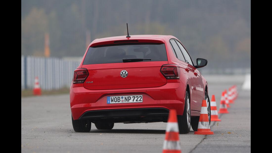 VW Polo 1.0 TSI Beats, Exterieur