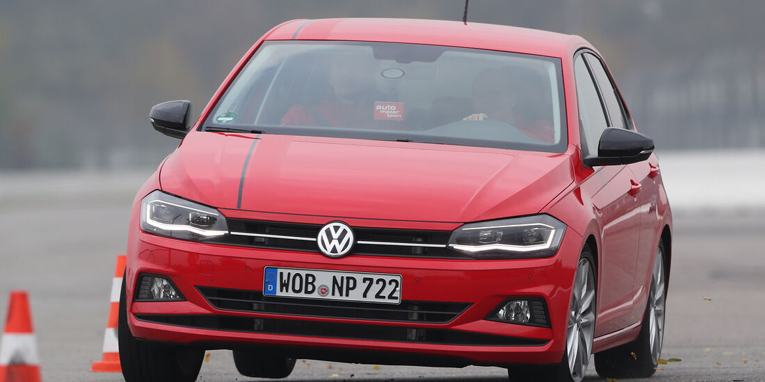 VW Polo 1.0 TSI Beats, Exterieur