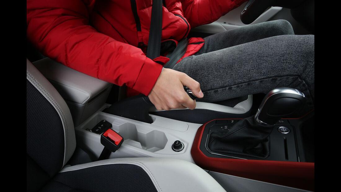 VW Polo 1.0 TSI Beats, Interieur