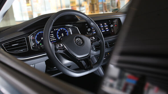 VW Polo 1.0 TSI Highline, Interieur