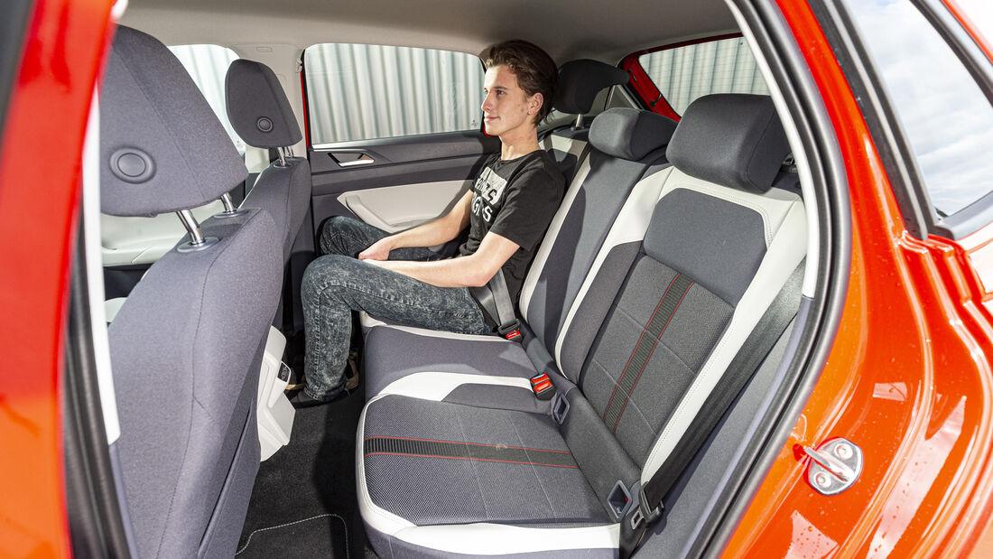 VW Polo 1.0 TSI, Interieur