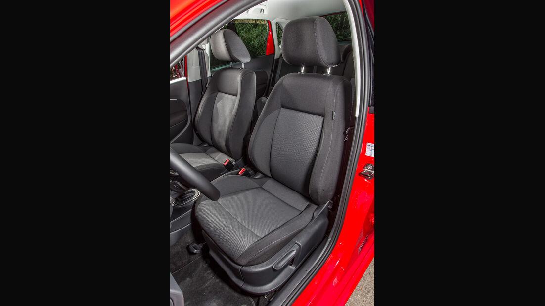 VW Polo 1.0 TSI, Sitze