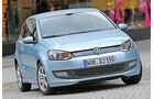 VW Polo 1.2 TDI Blue Motion 87G, Frontansicht