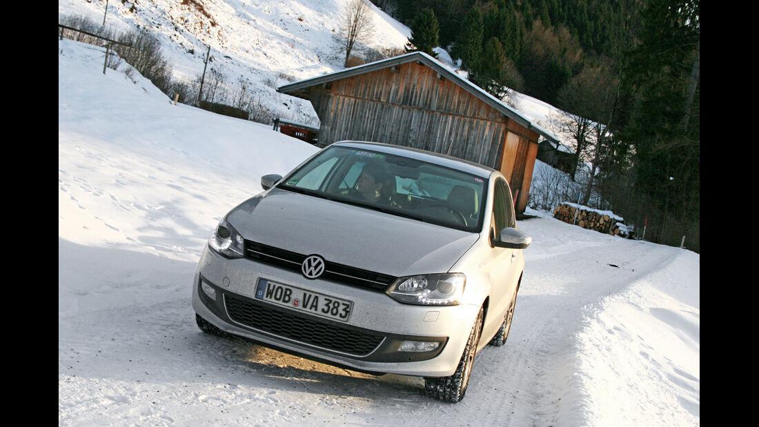 VW Polo 1.2 TSI, Frontansicht