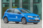 VW Polo 1.2 TSI, Frontansicht