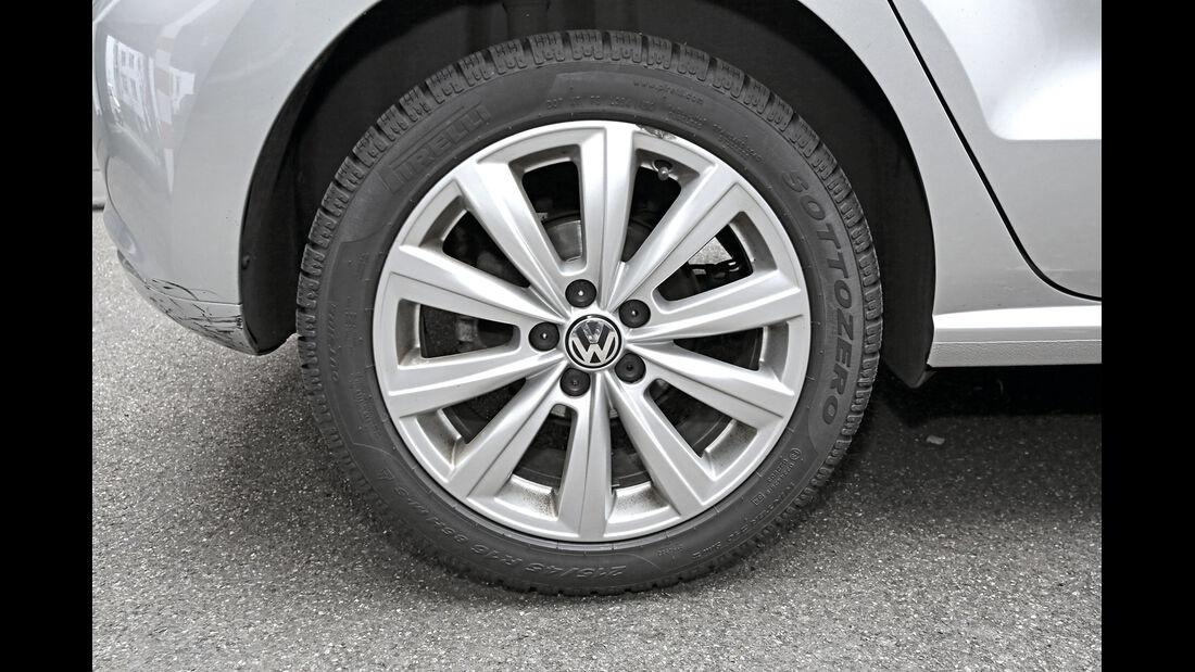 VW Polo 1.2 TSI, Rad, Felge