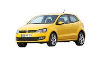 VW Polo 1.2 TSI Trendline, Seitenansicht