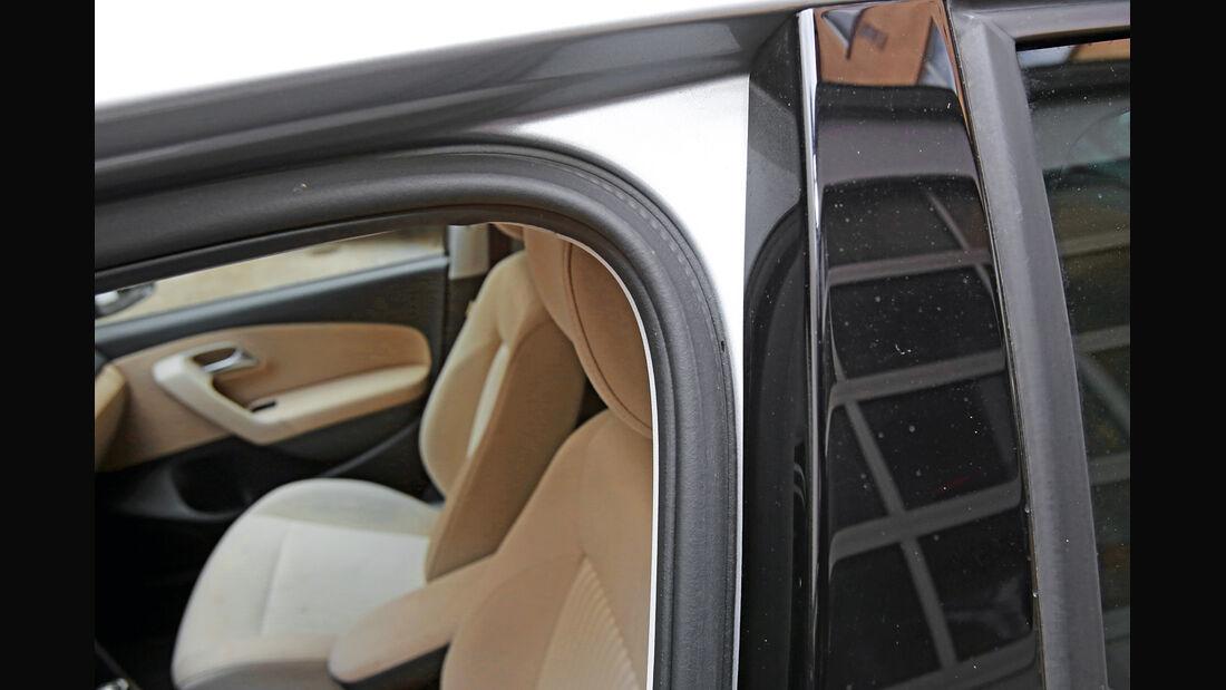 VW Polo 1.2 TSI, Türdichtung