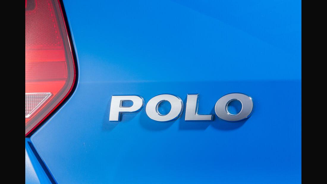VW Polo 1.2 TSI, Typenbezeichnung