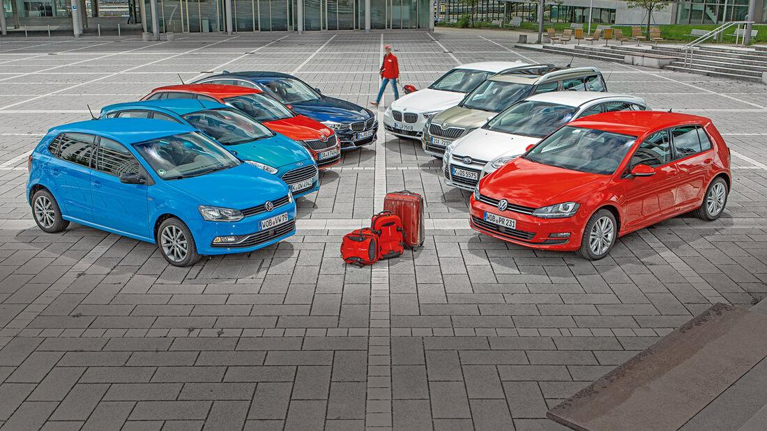 VW Polo 1.2 TSI, VW Golf 1.2 TSI, Aufmacher