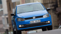 VW Polo 1.4 TDI Blue Motion, Frontansicht