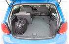 VW Polo 1.4 TDI Blue Motion, Kofferraum