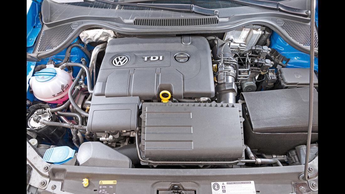 VW Polo 1.4 TDI Blue Motion, Motor