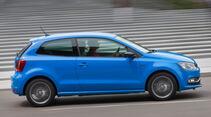 VW Polo 1.4 TDI Blue Motion, Seitenansicht