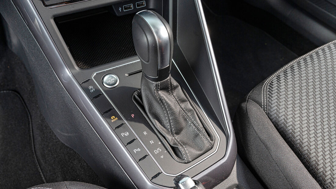 VW Polo 1.5 TSI Highline, Interieur