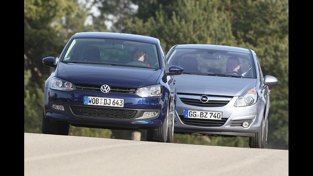 VW Polo 1.6 Blue Motion Technology