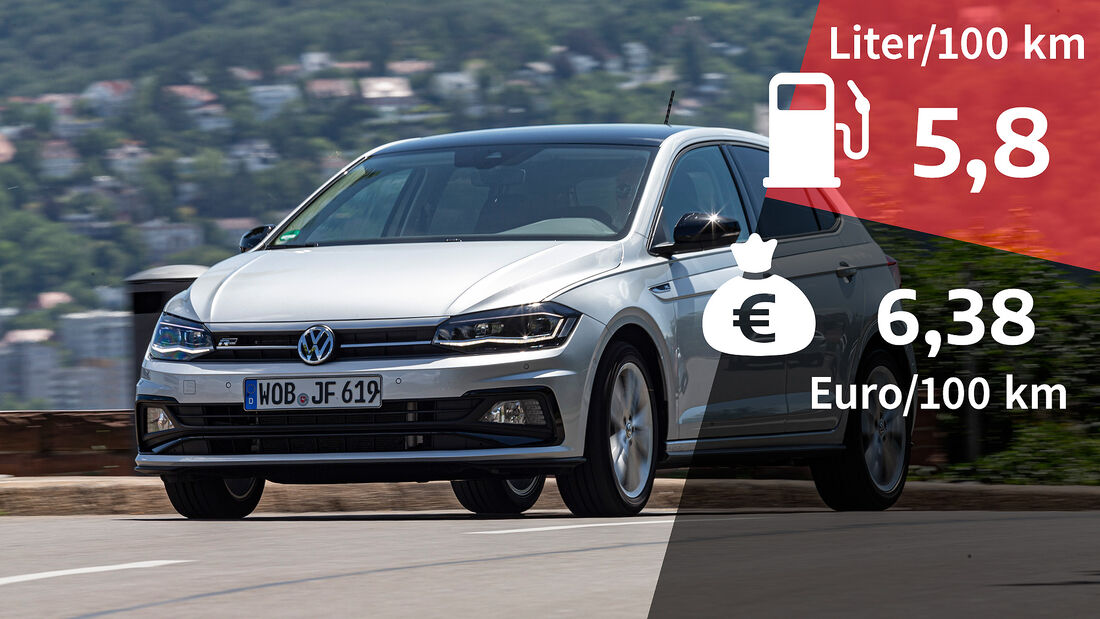 VW Polo 1.6 TDI, Kosten und Realverbrauch