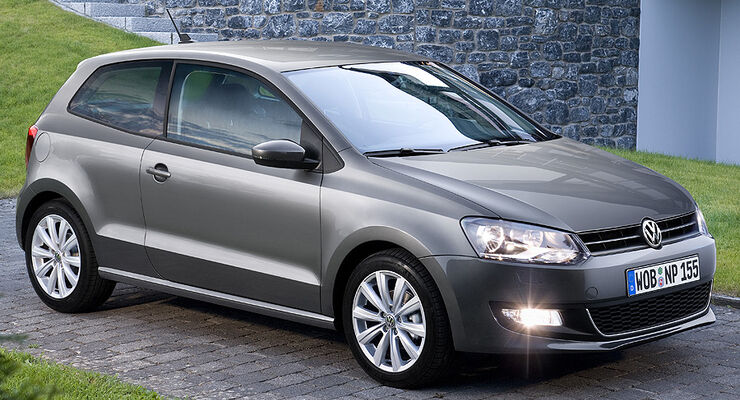 VW Polo 2-Türer