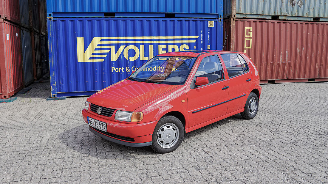 VW Polo 6N (1994-2001)