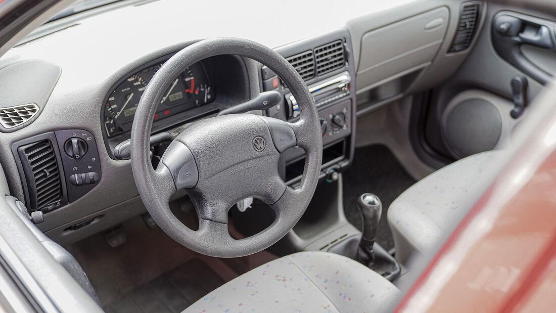 VW Polo 6N (1994-2001), Cockpit