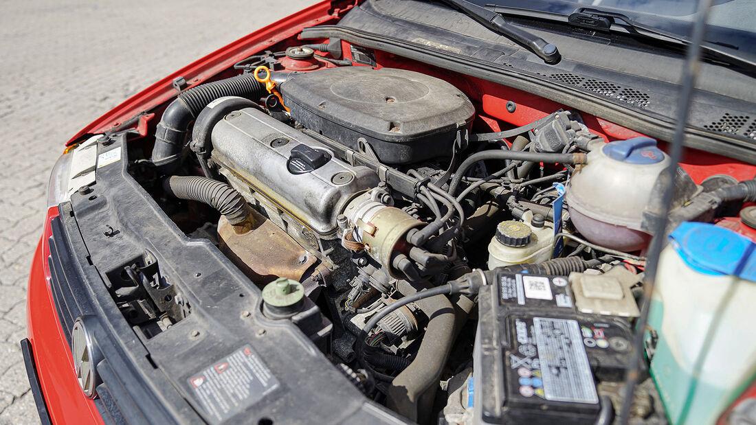 VW Polo 6N (1994-2001), Motor