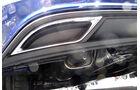 VW Polo - Auspuff - IAA Frankfurt 2017