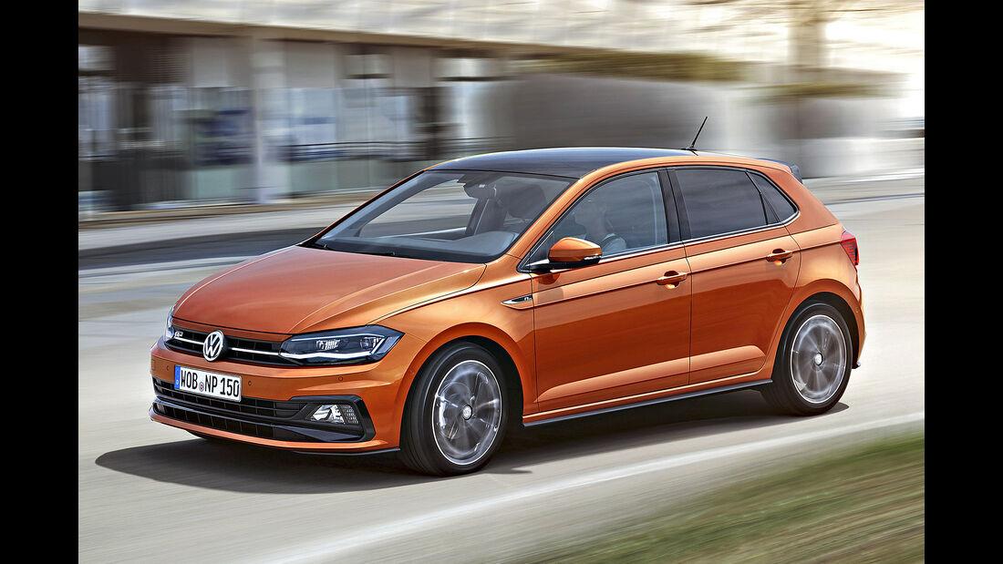 VW Polo, Best Cars 2020, Kategorie B Kleinwagen