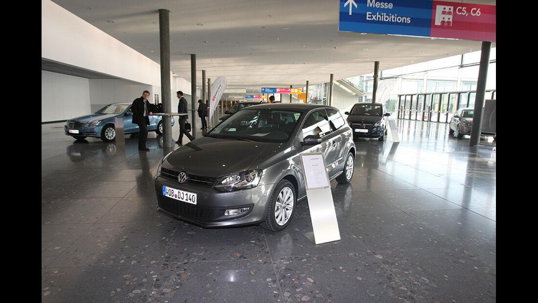 VW Polo BiFuel