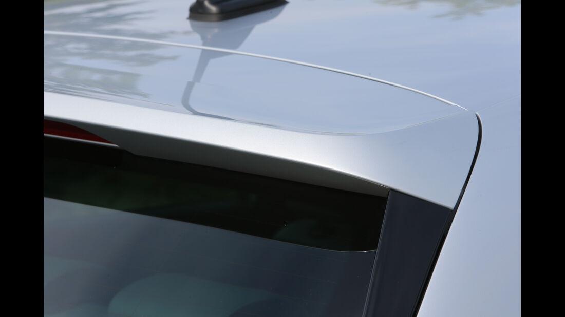 VW Polo Blue GT, Heckspoiler