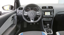 VW Polo Blue GT, Lenkrad, Cockpit