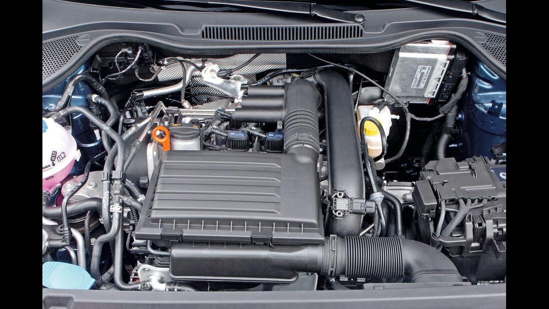 VW Polo Blue GT, Motor
