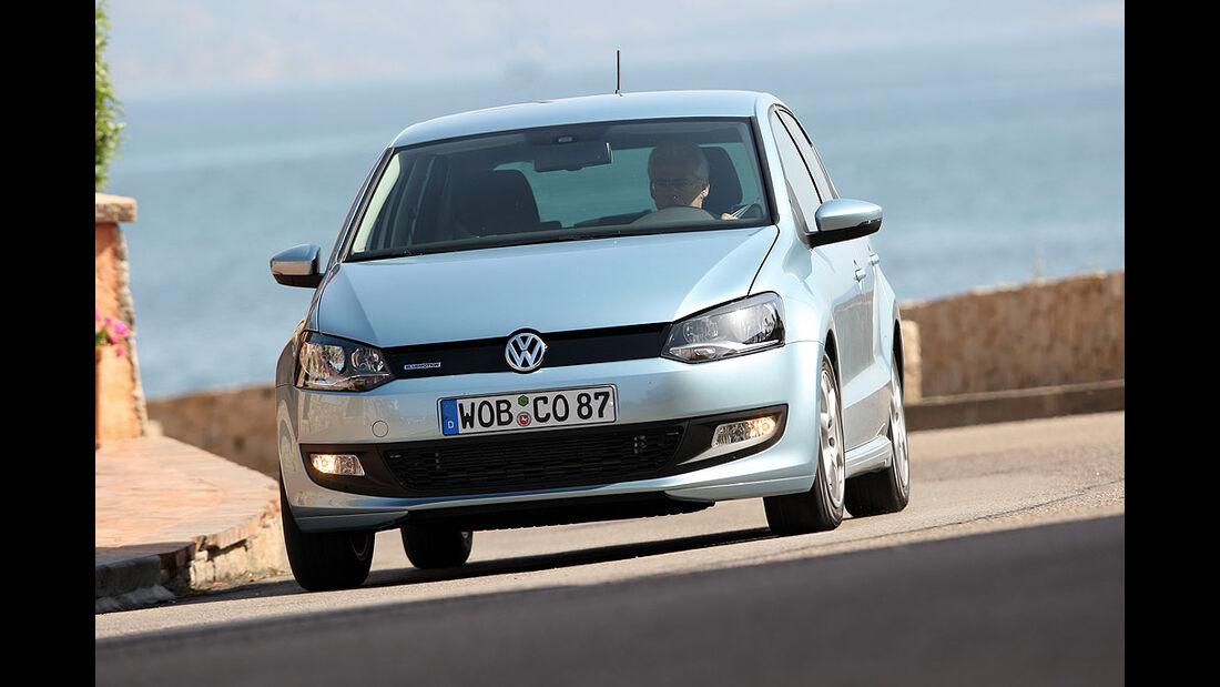 VW Polo Blue-Motion