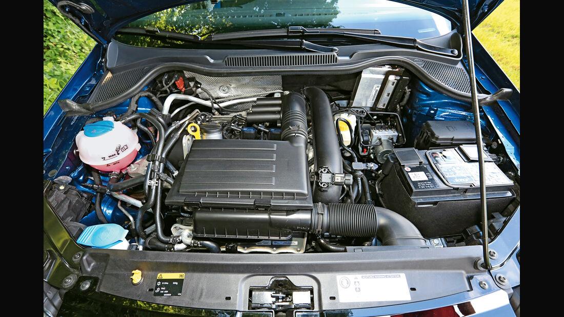VW Polo BlueGT, Motor