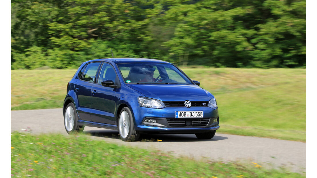 VW Polo BlueGT, sport auto 10/2014