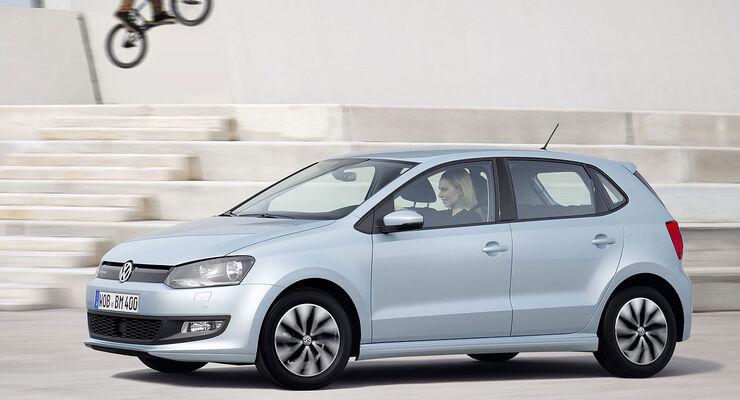 VW Polo Bluemotion TSI