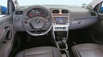 VW Polo, Cockpit