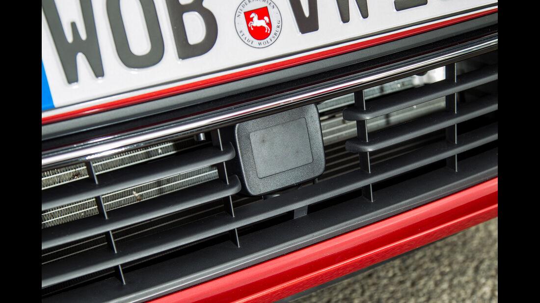 VW Polo, Distanzregelung