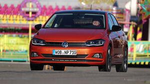 VW Polo, Exterieur Front
