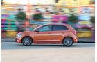 VW Polo, Exterieur Seite