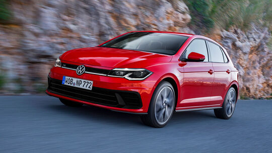 VW Polo Facelift R-Line