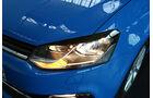 VW Polo, Frontscheinwerfer