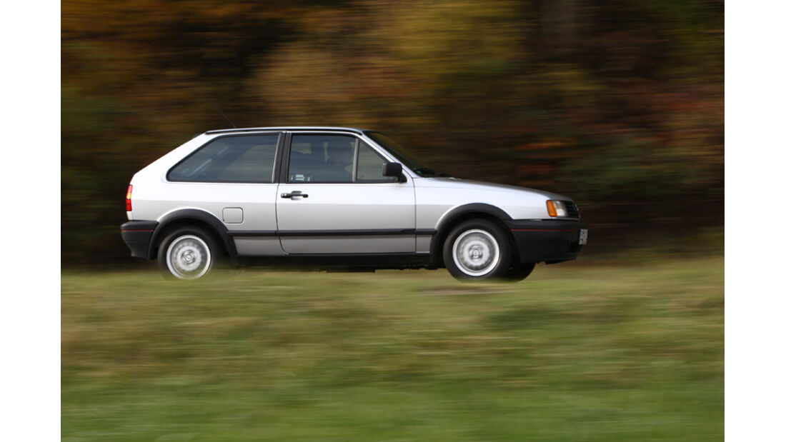 VW Polo G40 Seitenansicht