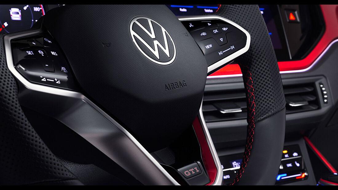 VW Polo GTI (2021) Polo 6 Typ AW Facelift Cockpit